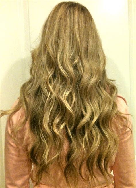beach wave perm long hair beach wave perm long hairstyles