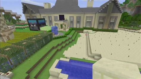 Minecraft House Design Ideas Xbox 360 Xbox360 Minecraft Best Mansion House Building Ideas