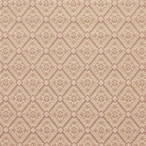 diamond upholstery fabric gold and pink diamond brocade upholstery fabric by the yard