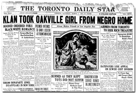 Canadas National Newspaper by Oakville S Forgotten History Insidehalton