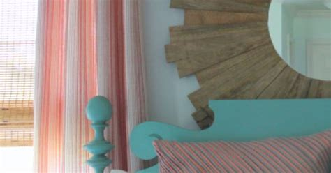 peach and turquoise bedroom embrace my space master bedroom peach coral and