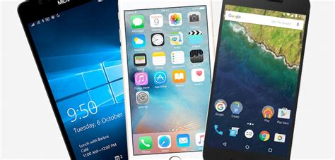 operating system mobile mobile operating systems what are they and which is best