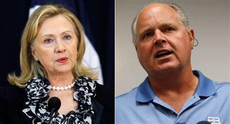 Kathryn Limbaugh Also Search For Clinton Slams Limbaugh Verbal Assault Darius Dixon Politico