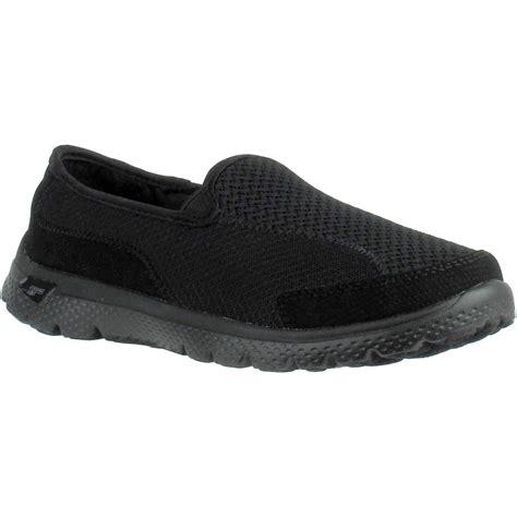 womens black shoes walmart