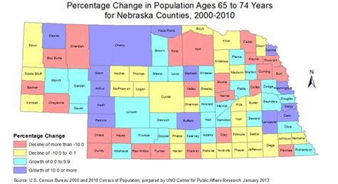 nebraska population nebraska facts center for affairs research