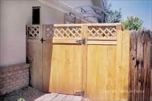 Gates harrison fence