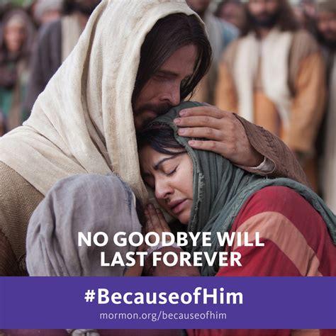 Easter Jesus Meme - no good bye will last forever