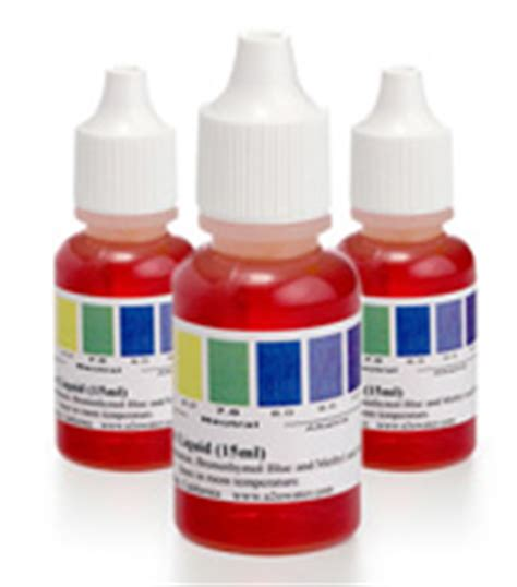 Bio Orp Detox by Alkaline Water Ph Testing Kits Reagent Drops Ph
