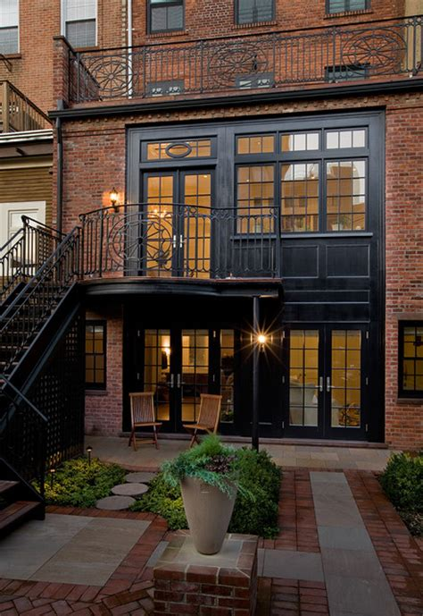 brooklyn heights addition traditional exterior