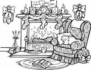 archivoclinico christmas fireplace drawing images