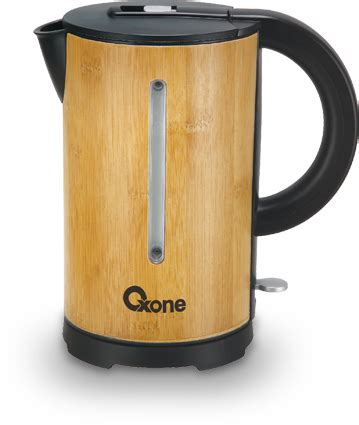 Oven Jumbo 4 In 1 Oxone Ox 898br bamboo electric kettle oxone