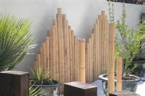 panneaux pour jardin panneaux de bambou un jardin japonais facile 224 entretenir journal des femmes