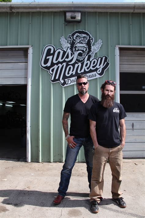 gas monkey garage characters list of fast n loud episodes