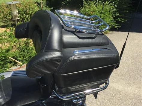 Wir Kaufen Dein Motorrad N Rnberg by Harley Davidson Premium Tour Pak Lederkoffer Topcase In