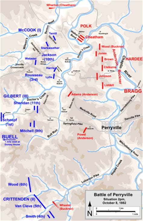 A Place Bryantsville Ky Battle Of Perryville
