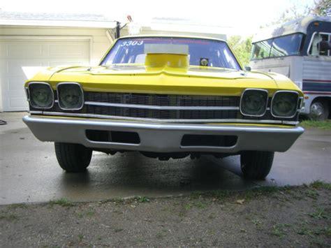 1969 Chevelle 4 Door For Sale by 1969 Chevrolet Chevelle 300 Deluxe Hardtop 2 Door 4 1l