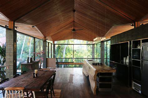 alexis dornier designs  spectacular private home  bali