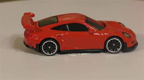 Hot Wheels Porsche by 2016 Hot Wheels P Case Porsche 911 Gt3 Rs New Model