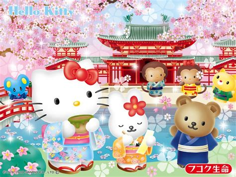hello kitty wallpaper japan hello kitty in japan sanrio wallpaper hello kitty