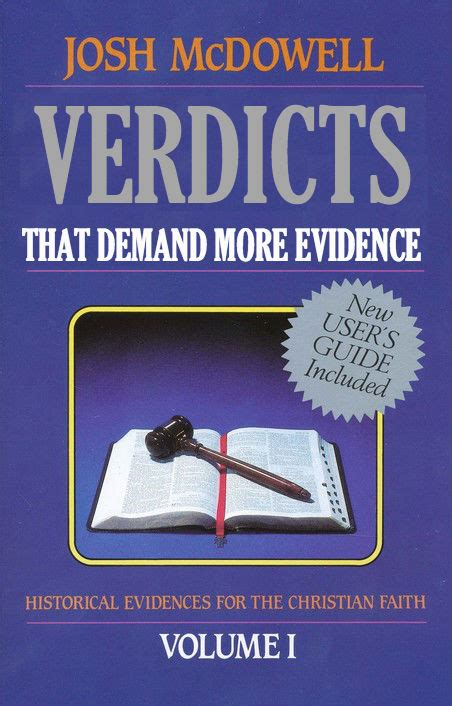 evidence that demands a verdict anglicized changing for a sceptical world books josh mcdowell jumps the shark