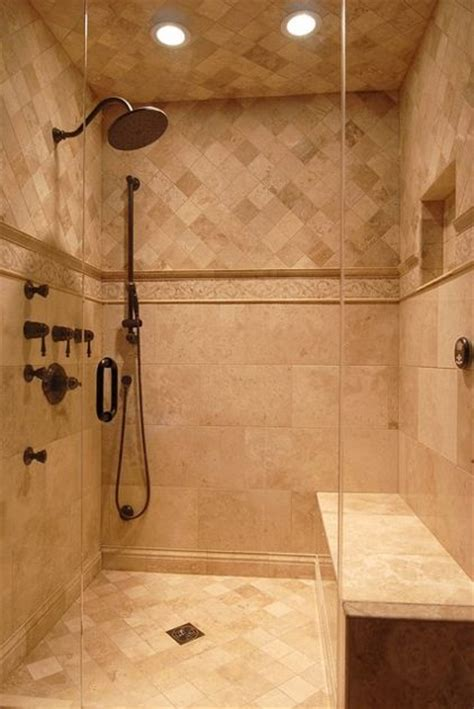 master bathroom shower tile ideas master bath shower ideas