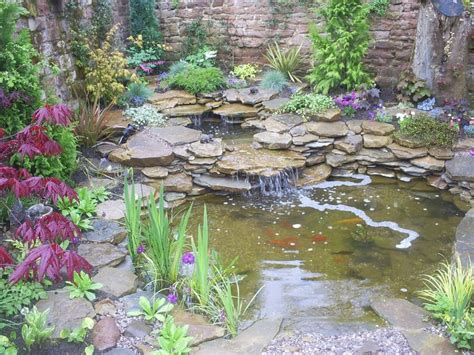 17 Best Images About Water Gardens On Pinterest Garden Small Water Garden Ideas