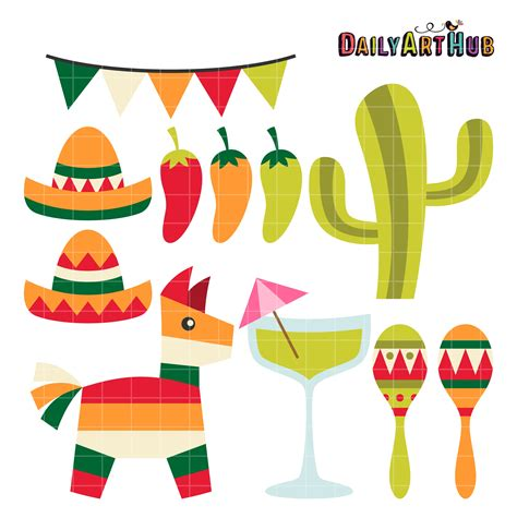 clipart festa cinco de mayo festival clipart www imgkid the