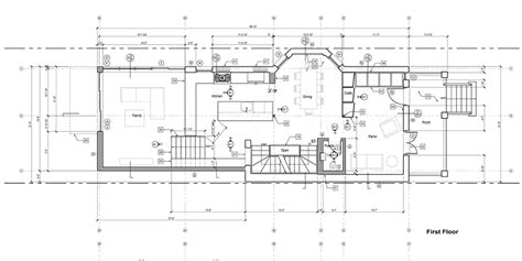 construction floor plans the process of design construction documents moss