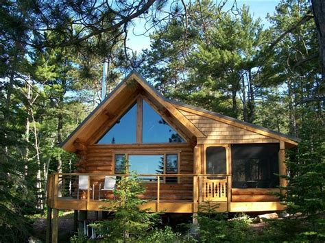 Mn Lake Cabins by Tettegouche Log Cabin Shore Lake Vrbo