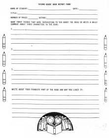 4th Grade Book Report Templates Book Reports For 5th Graders New Calendar Template Site