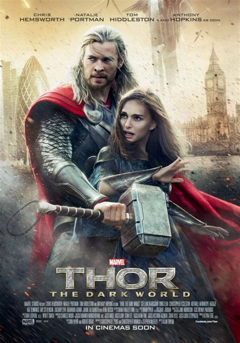 film thor the dark word thor the dark world 2013 movie poster version 07 hnn