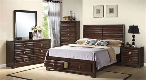 cappuccino bedroom furniture coaster bryce bedroom set cappuccino 203471 bed set at