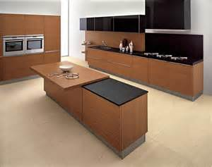 modern wood kitchen design sensual and modern kitchen design seta class by ged cucine digsdigs