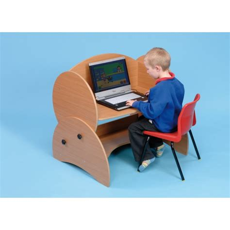 Low Level Height Adjustable Computer Desk From Early Low Computer Desk