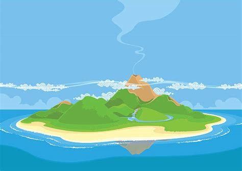 island clip royalty free island clip vector images