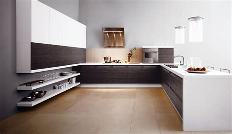modern simple and spacious kitchen stylehomes net
