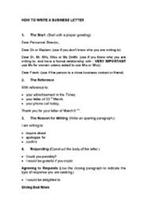 Business Letter Worksheet Business Letter Worksheet Defendusinbattleblog