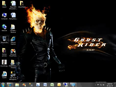 ghost film theme win 7 themes free download win 7 themes hollywood movies