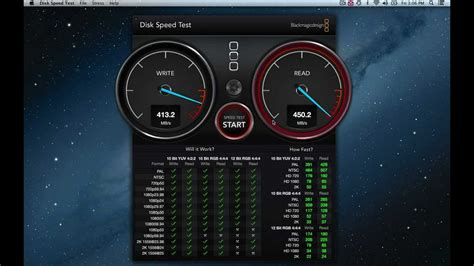 disk speed test t 233 l 233 charger blackmagic disk speed test