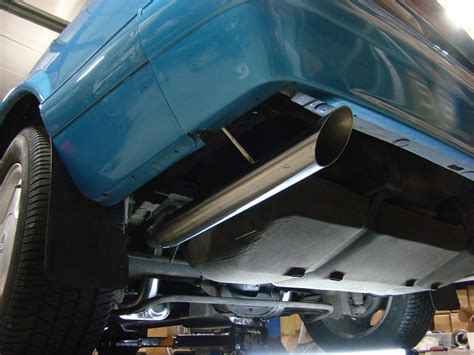 fox mustang exhaust on 3 performance mustang foxbody 5 0 lx cat back exhaust