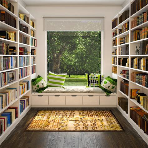 library decorating ideas home library ideas that makes your home more presentable