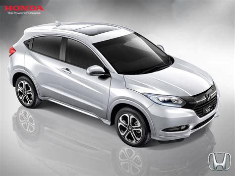 Honda Hr V 1 5 S Mt spesifikasi dan harga honda hr v terbaru curan otomotif