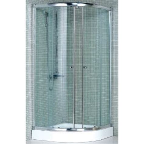 Acrylic Shower Enclosures by Shower Enclosure Mm Tempered Glass Aluminum Frame Brass