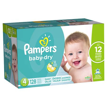 pampers baby dry diapers size  giant pack walgreens