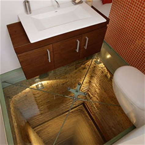 bathroom glass floor 14 ways you can turn your bathroom into