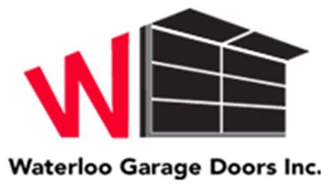 Overhead Door Waterloo Waterloo Garage Doors Inc 174 Quality Service At Your Door