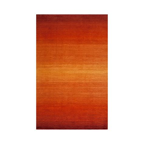 Ombre Runner Rug Metropolitan Ombre Rug Paprika 2 3 Quot X 3 9 Quot Momeni Rugs Touch Of Modern