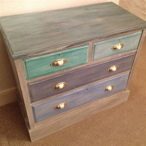 blue patterned chest of drawers old wooden chest of drawers doll wooden furniture set