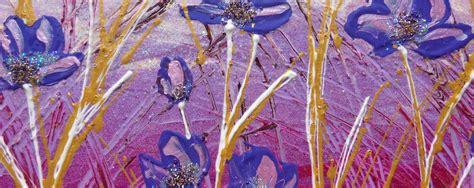 dipinti di fiori astratti vendita quadri quadri moderni quadri astratti
