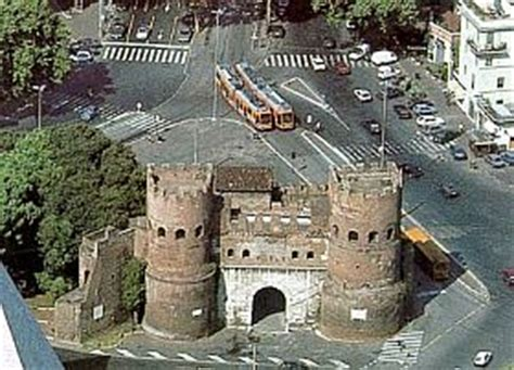 porta san paolo porta san paolo tourist attraction in rome and latium italy